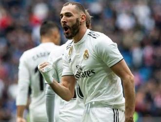 El ariete ha podido anotar goles importantes / Foto: EFE