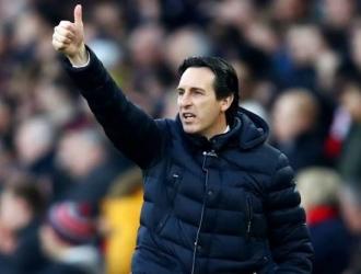 Emery considera que aún falta mucho en la eliminatoria de la Liga Europea // Foto: Cortesía