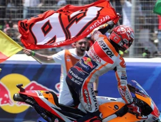 El español se quedó con el GP de España / Foto: EFE