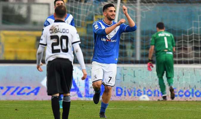 Ernesto marcó 12 goles en la Serie B || Foto: Cortesía