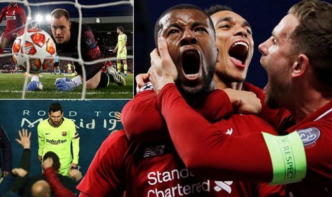 La prensa inglesa elogió a los 'Reds' / Foto: Cortesía