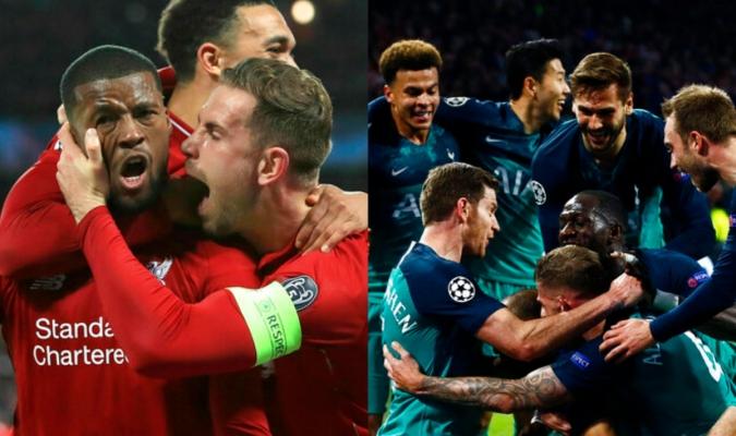 Livepool y Tottenham acogerán la última instancia de Champions en el Wanda Metropolitano | Foto: A