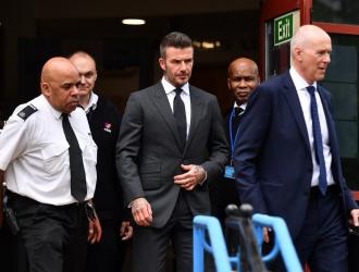 Beckham no podrá manejar durante seis meses / Foto: Cortesía
