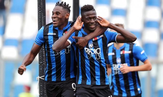 Atalanta continúa ascendiendo en la Serie A // Foto: AP