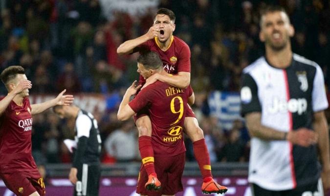 Roma continúa ascendiendo en su camino a la Champions // Foto: AP