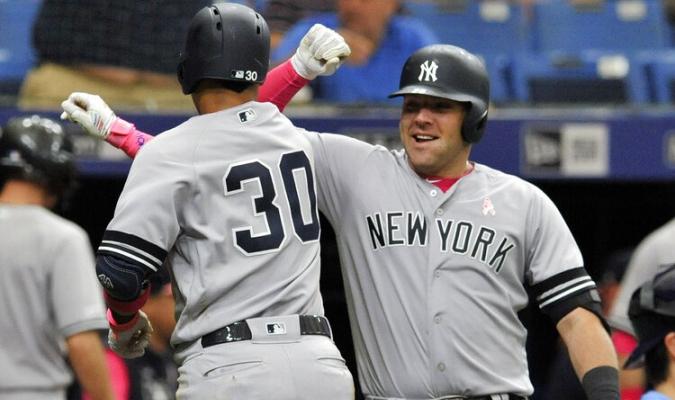 Los neoyorquinos dominaron la serie ante Rayas // Foto: AP