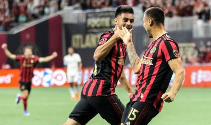 El argentino sumó su primer tanto en la MLS // Foto: Cortesía