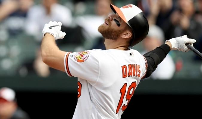 Davis volvió al cuarto lugar en la alineación de bateadores // Foto: Cortesía