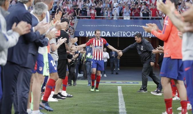 El uruguayo se despide tras nueve temporadas / Foto: Cortesía
