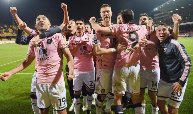 Palermo fue condenado a la Serie C / Foto: Cortesía