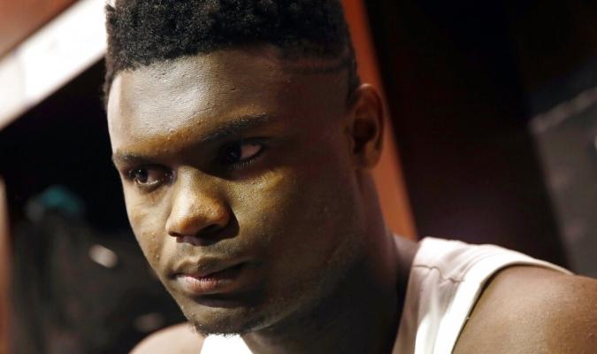 Williamson estará en la vista de todos en draft | Foto: AP