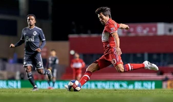 Gaitán fue el más reconocido en el último periodo semanal en la MLS | Foto: Cortesía