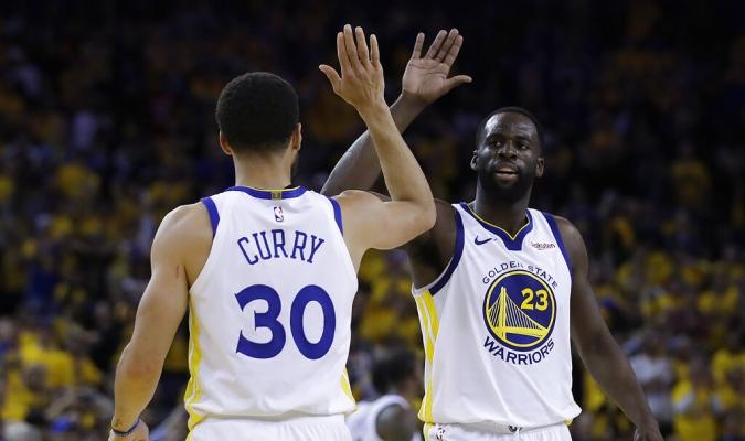 Curry anotó nueve triples y 36 puntos en el juego | Foto: AP