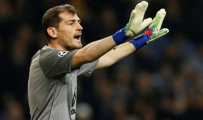 Porto se prepara si no vuelve Casillas / Foto: Cortesía