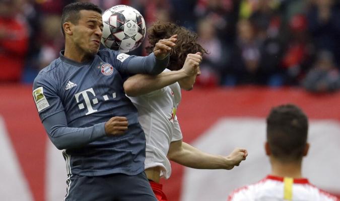 Equipos alemanes se oponen a la propuesta del cambio de formato en la Champions // Foto: AP