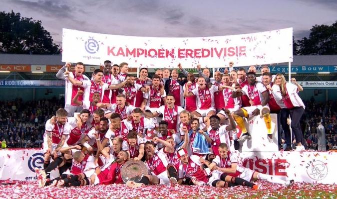 Ajax cerró una gran temporada / Foto: Cortesía