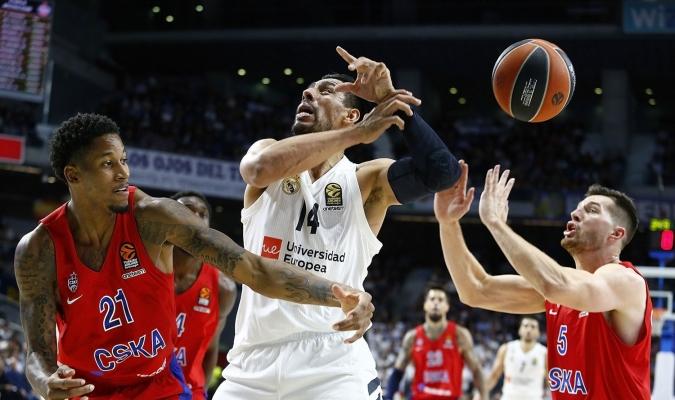 El CSKA no dará tregua al Madrid // Foto: Cortesía