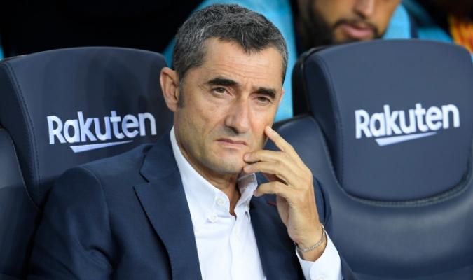 Bartomeu volvió a manifestar su apoyo a Valverde //  Foto: Cortesía