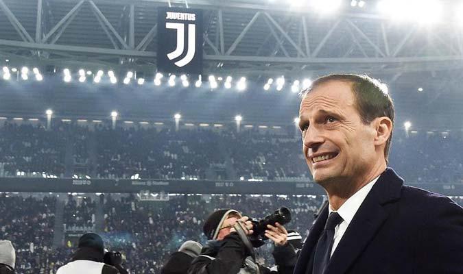 El entrenador logró varios campeonatos con la Juve / Foto: EFE