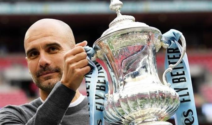 Guardiola elevó su poder en Inglaterra | Foto: EFE
