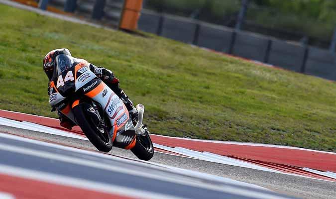 El español tuvo un buen desempeño en la carrera / Foto: Cortesía