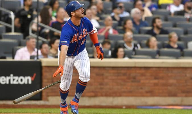 Mets regresaron a la gesta victoriosa | Foto: AP