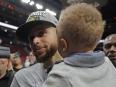 Warriors esperan por el ganador entre Bucks y Raptors // Foto: Cortesía