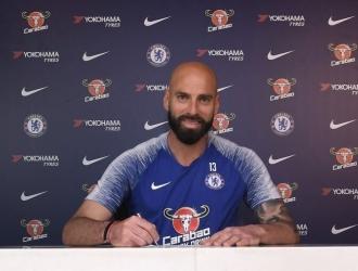 El portero amplió su vínculo con Chelsea / Foto: Cortesía