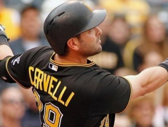 Cervelli fue sentado en la serie frente a Padres | Foto: Cortesía