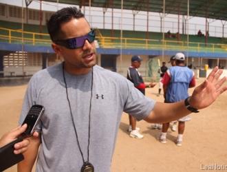 Los escuales presentaron a Fernando Veracierto como gerente general   Foto: @tiburones_net