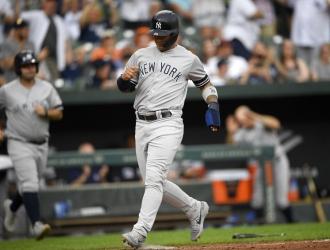 Los del Bronx barrieron la serie ante Orioles // Foto: AP