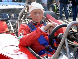 Lauda fue una leyenda de la F1/ Foto EFE