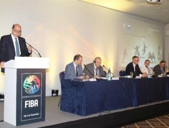 Este sábado se dará a conocer el nuevo mandatario de la FIBA Europa // Foto: Cortesía