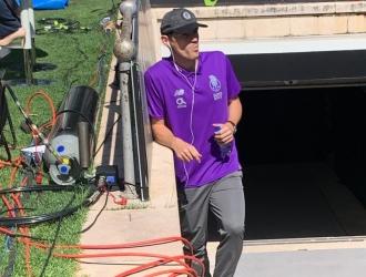 Casillas apoyó a sus compañero en Oerias / Foto: Cortesía