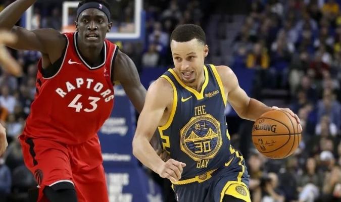 Warriors y Raptors protagonizarán una interesante final de NBA // Foto: Cortesía