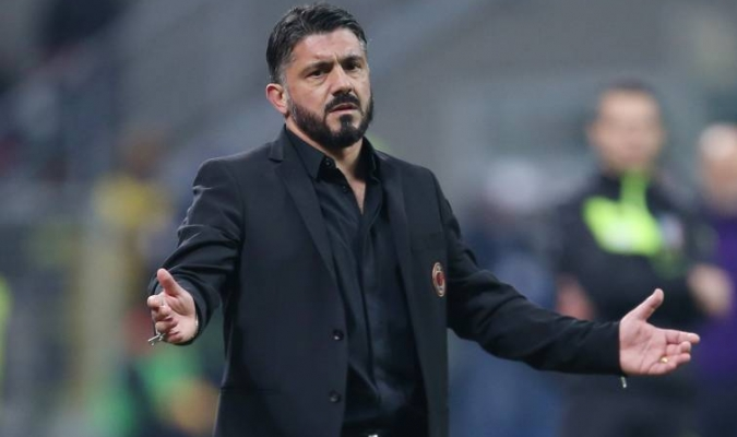 Gattuso duró 18 meses en el banquillo milanés / Foto: Cortesía