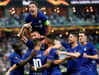 Chelsea se llevó la Europa League | Foto: EFE