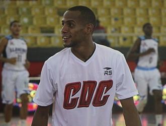 Palacios jugó 5:13 minutos | Foto: @cocodrilosbbc