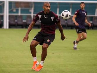 Rondón es el referente ofensivo || Foto: SeleVinotinto
