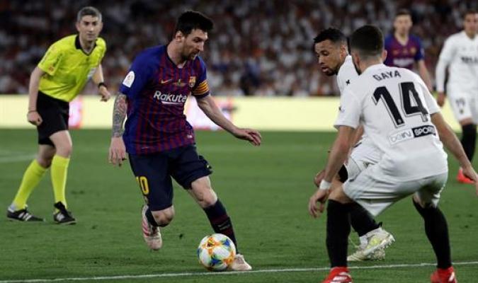 Messi fue el goleador de la edición 2018-2019 | Foto: EFE