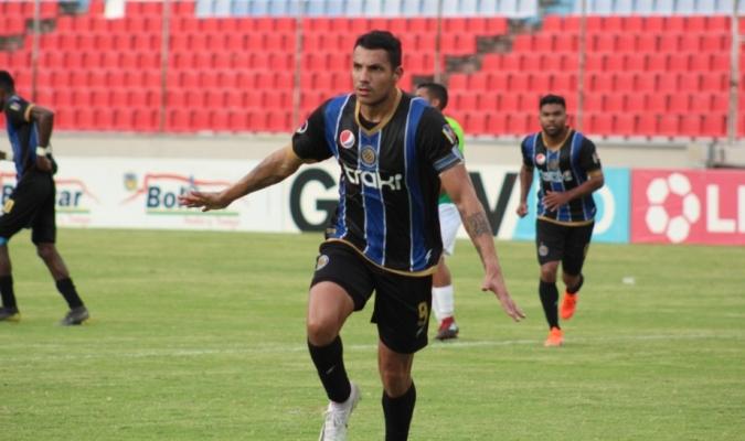 Richard Blanco metió a Mineros en semifinales | Foto: @MinerosGuayana