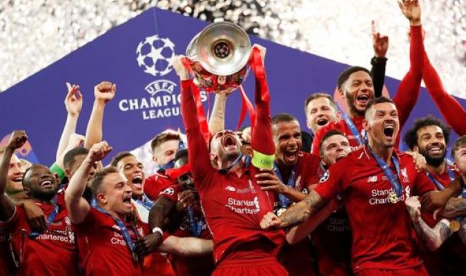 Los Reds reconquistan Europa por sexta oportunidad   Foto: EFE