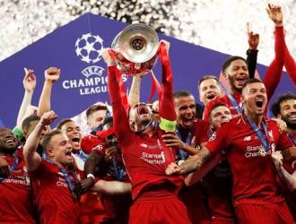 Los Reds reconquistan Europa por sexta oportunidad | Foto: EFE