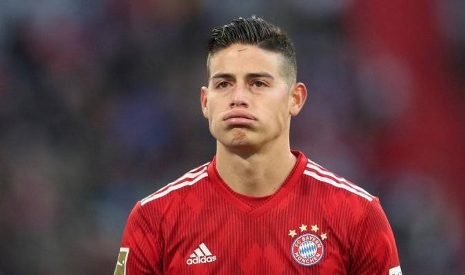 El mediocampista colombiano no seguiría en el Bayern / Foto: Cortesía