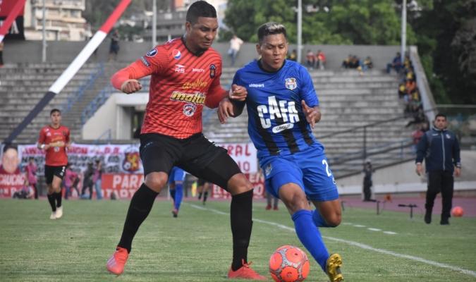 El conjunto marabino figura entre los mejores cuatro / Foto: Zulia FC