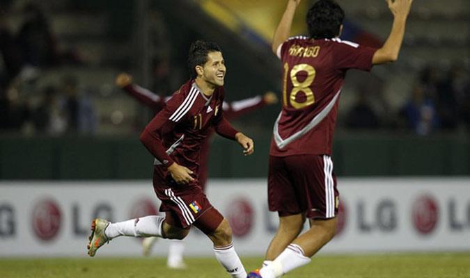 González fue es recordado por aquel golazo || Foto: Cortesía