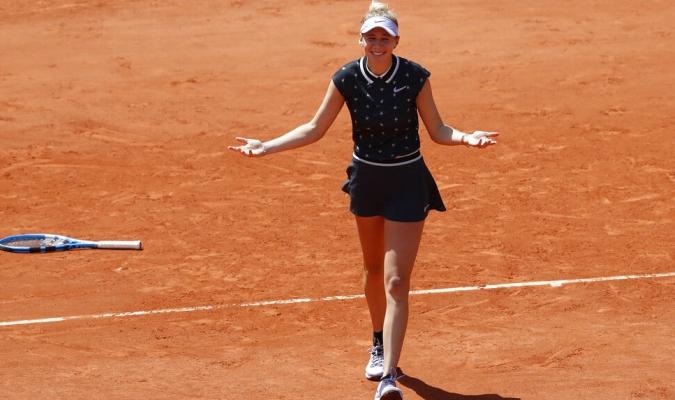 Anisimova  avanzó a semifinales / Foto: Cortesía