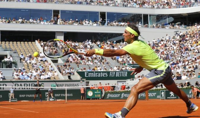 El duelo acaparará la atención de todos los aficionados del Tenis // Foto: AP