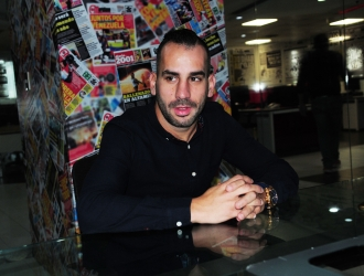 Camacho visitó el Bloque DeArmas | Foto: Cortesía