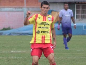 Torres cuenta con 25 años de edad || Foto: Aragua FC